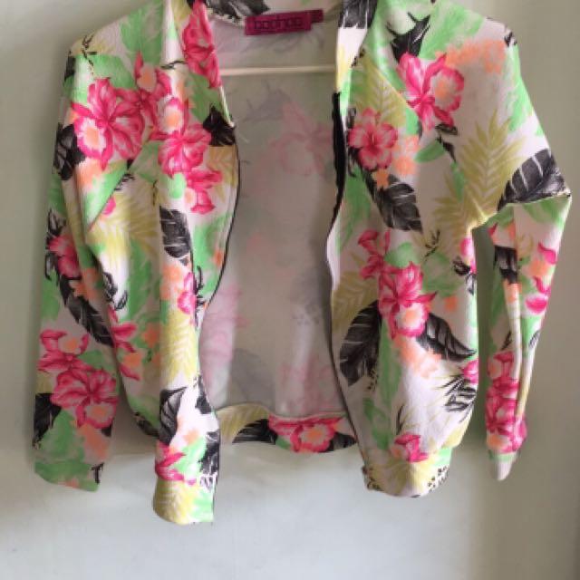 Size 8 cute jacket