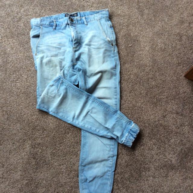 Slim Jogger jeans