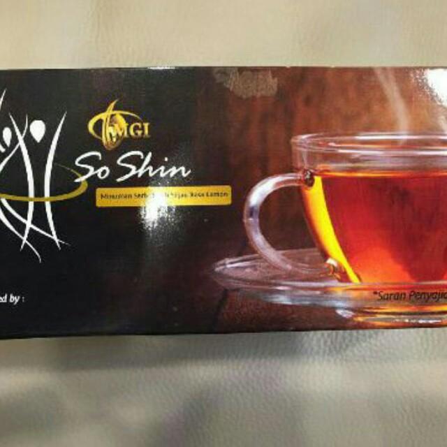 SO SHIN II ORIGINAL MGI MCI HWI SOSHIN BOX ISI 30 SACHET SUPLEMEN PELANGSING