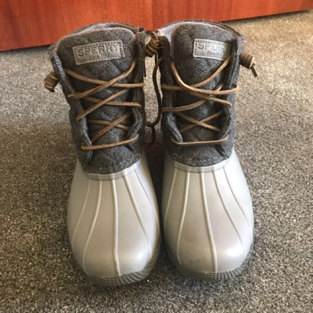 Sperry Winter Snow Boots 7.5