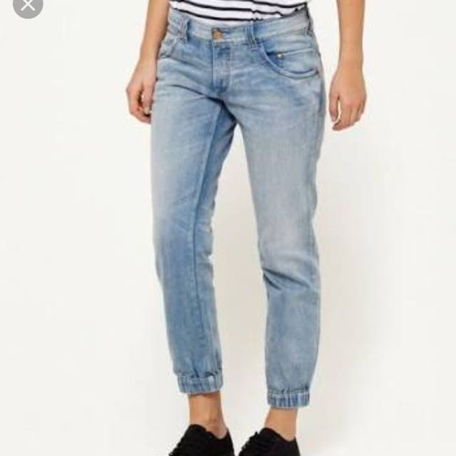 Sportsgirl Cuffed Jeans Size 7, Women's Fashion, Clothes on Carousell