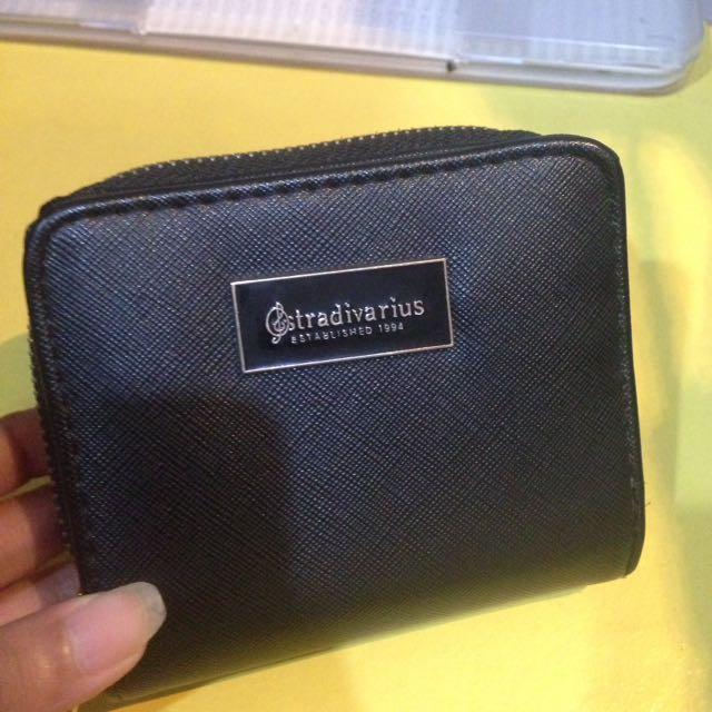 STRADIVARIUS purse (black)
