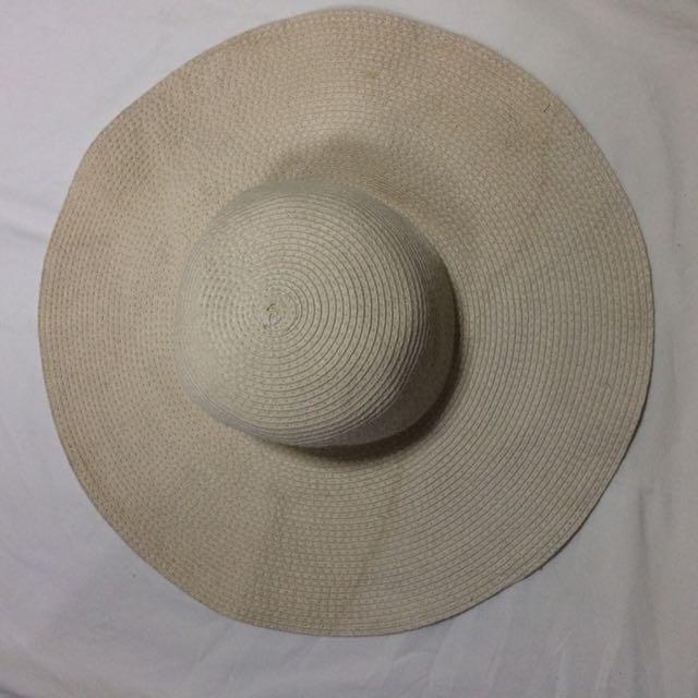 Straw Hat (Floppy, Forever21)