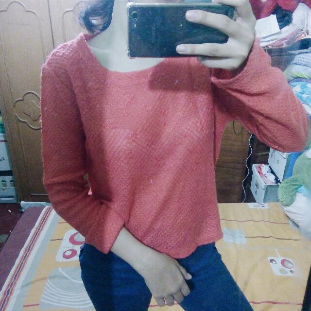 Sweater By Forever 21