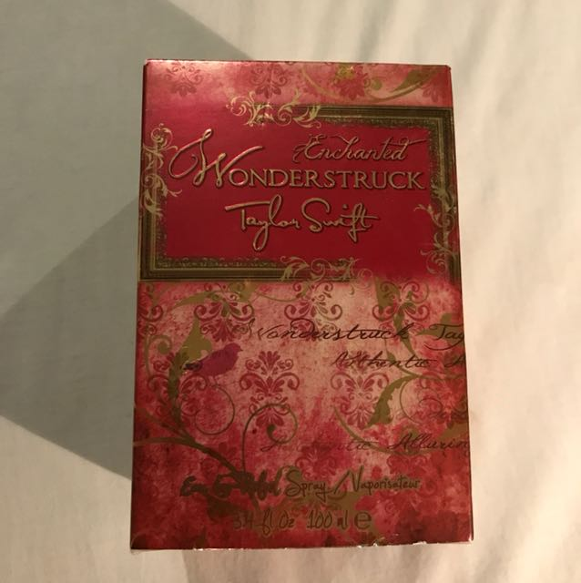 Taylor Swift Wonderstruck Enchanted Perfume