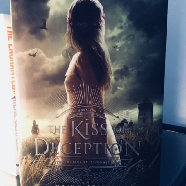 The Kiss Of Deception (HB)