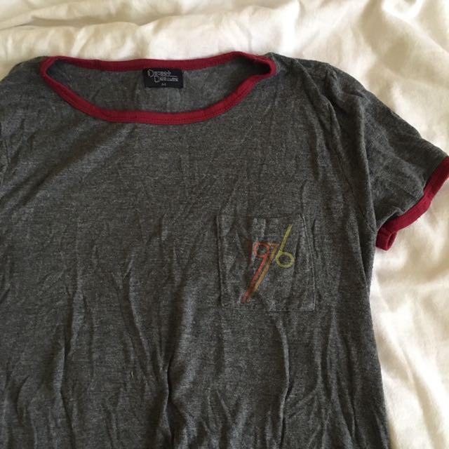 Tilly's shirt