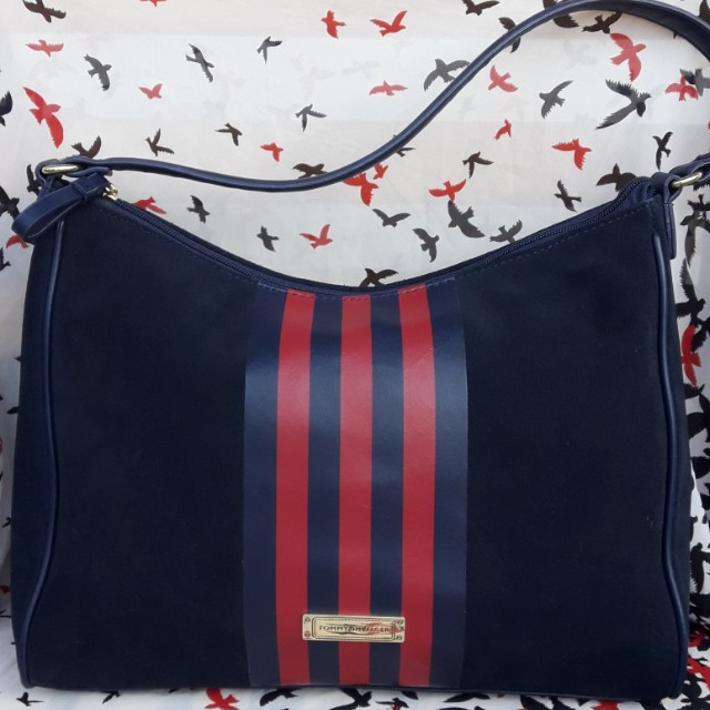 Repriced!! Tommy Hilfiger Hobo Style Bag