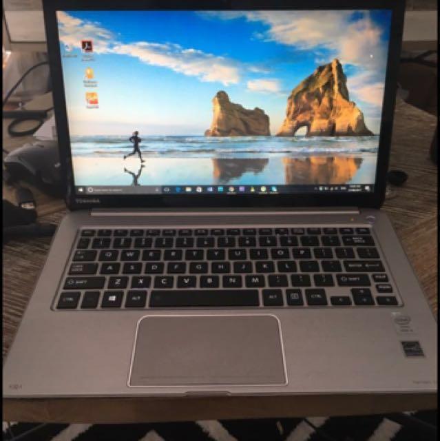 Toshiba Kira 13 inch laptop - 2015