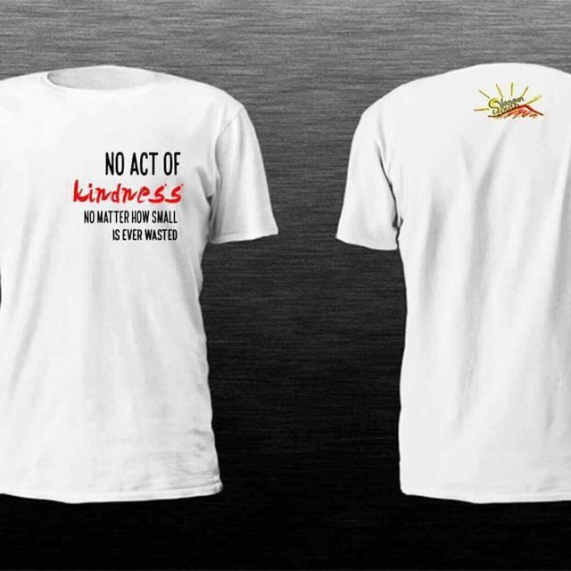 Tshirt for a cause