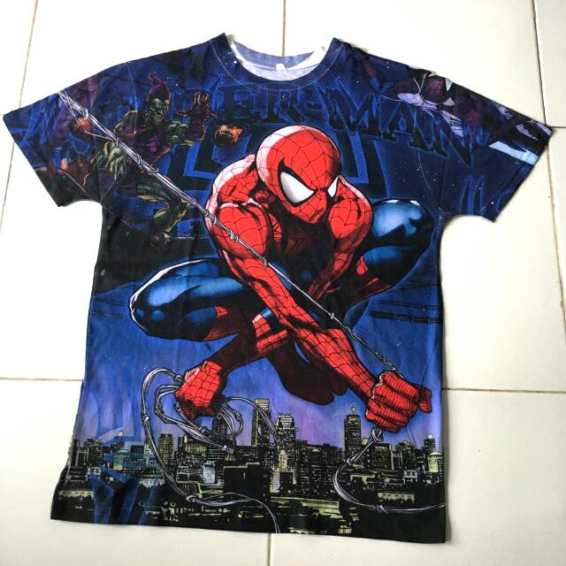 Tshirt Marvel Spiderman