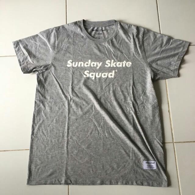 Tshirt Skate Seventyfour