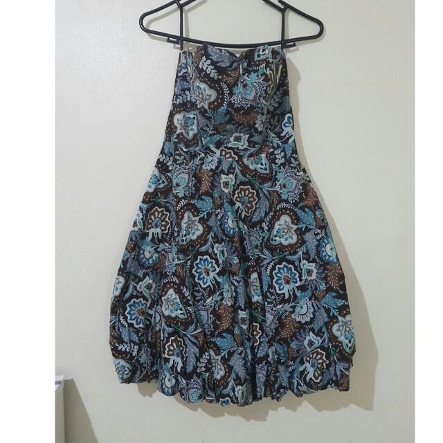 Tube cocktail dress