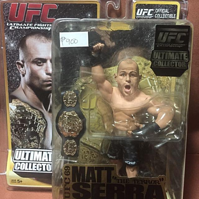 UFC Matt Serra