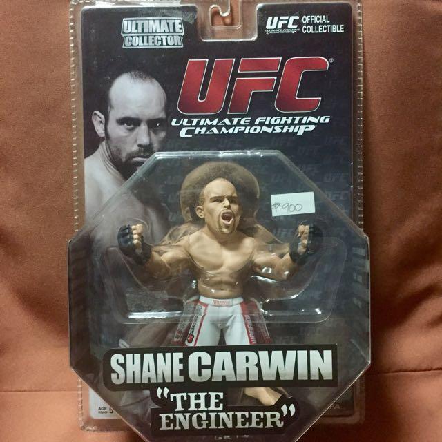 UFC Shane Carwin