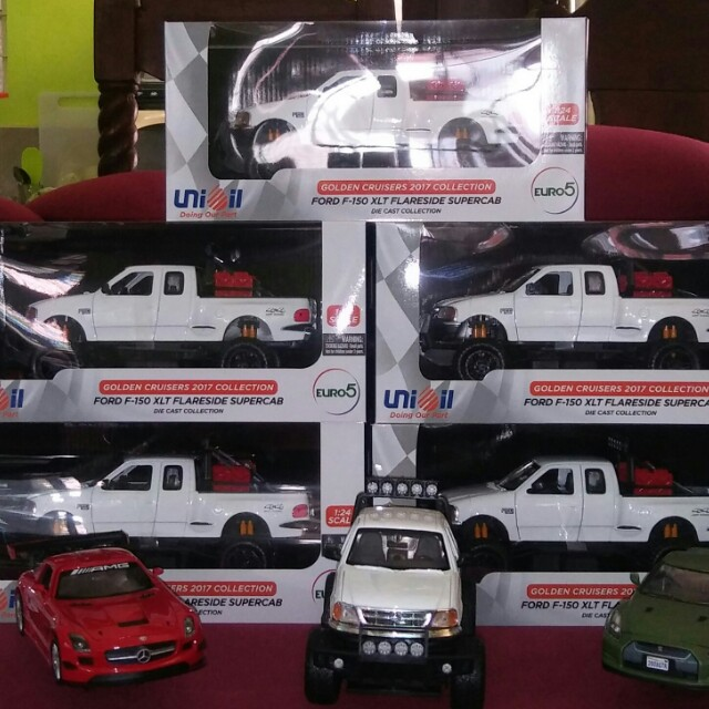 Unioil Golden Cruisers Collection 2017 Toys Games Others On