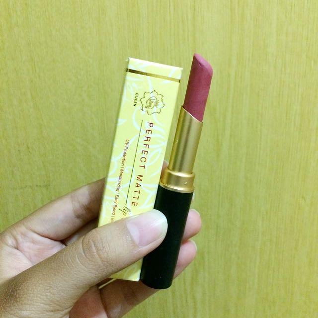 Viva perfect matte lipstick