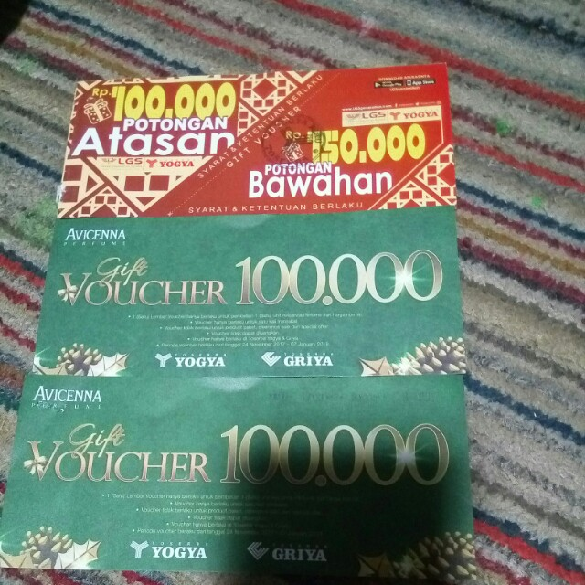 Voucher diskon  take all yaa guys