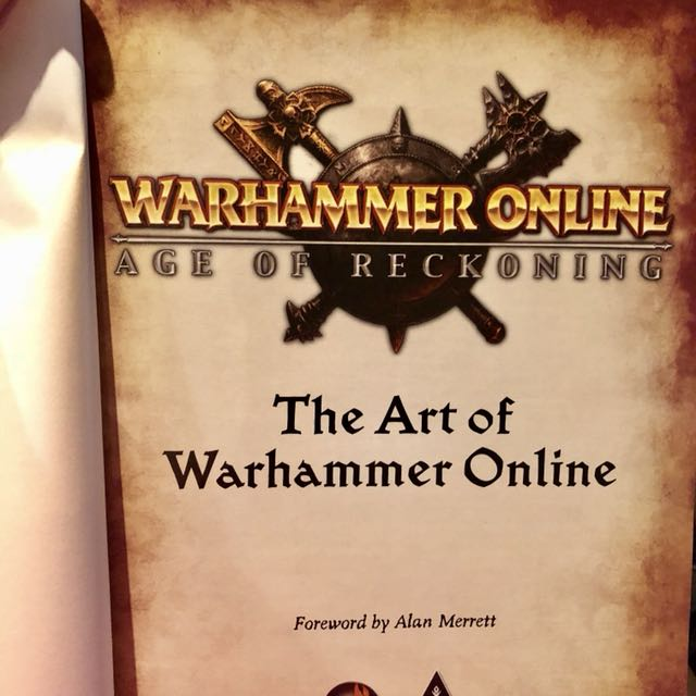 WARHAMMER LIMITED EDITION COMIC BOOKS