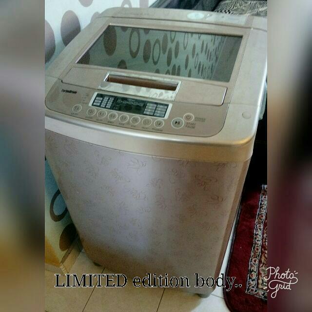 Washing Machine Mesin Basuh Peralatan Dapur Di Carou