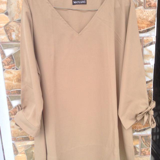wayluxe blouse