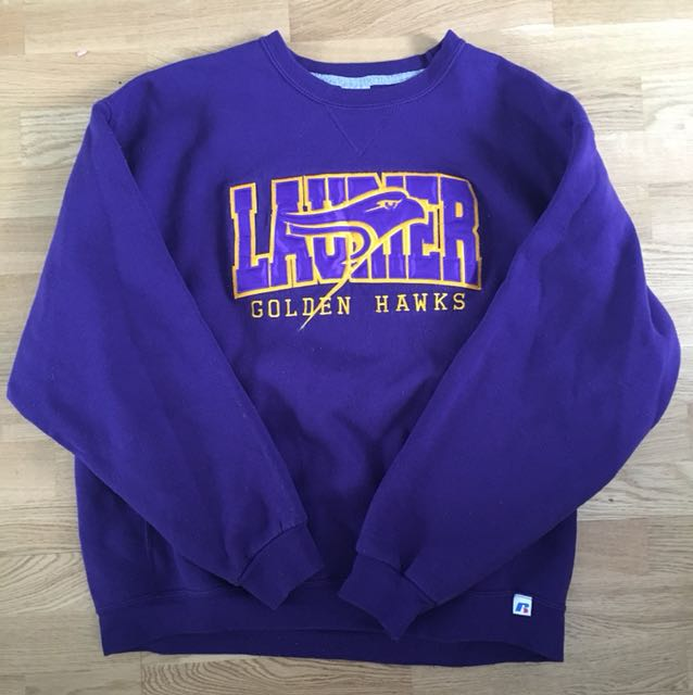Wilfred Laurier Sweater