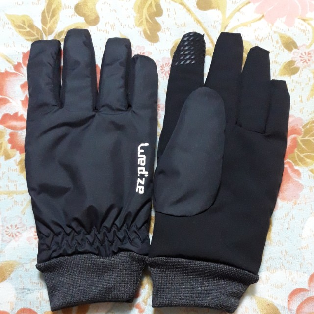 Winter Gloves - Warm Fit Downhill Ski Gloves (for Men or Women)