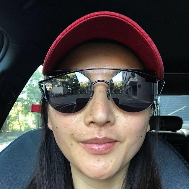 Women's Cat Eye Sunglasses HALF PRICE!