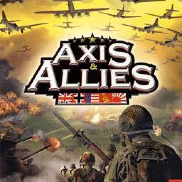 WTB Axis and Allies 2004 PC Game