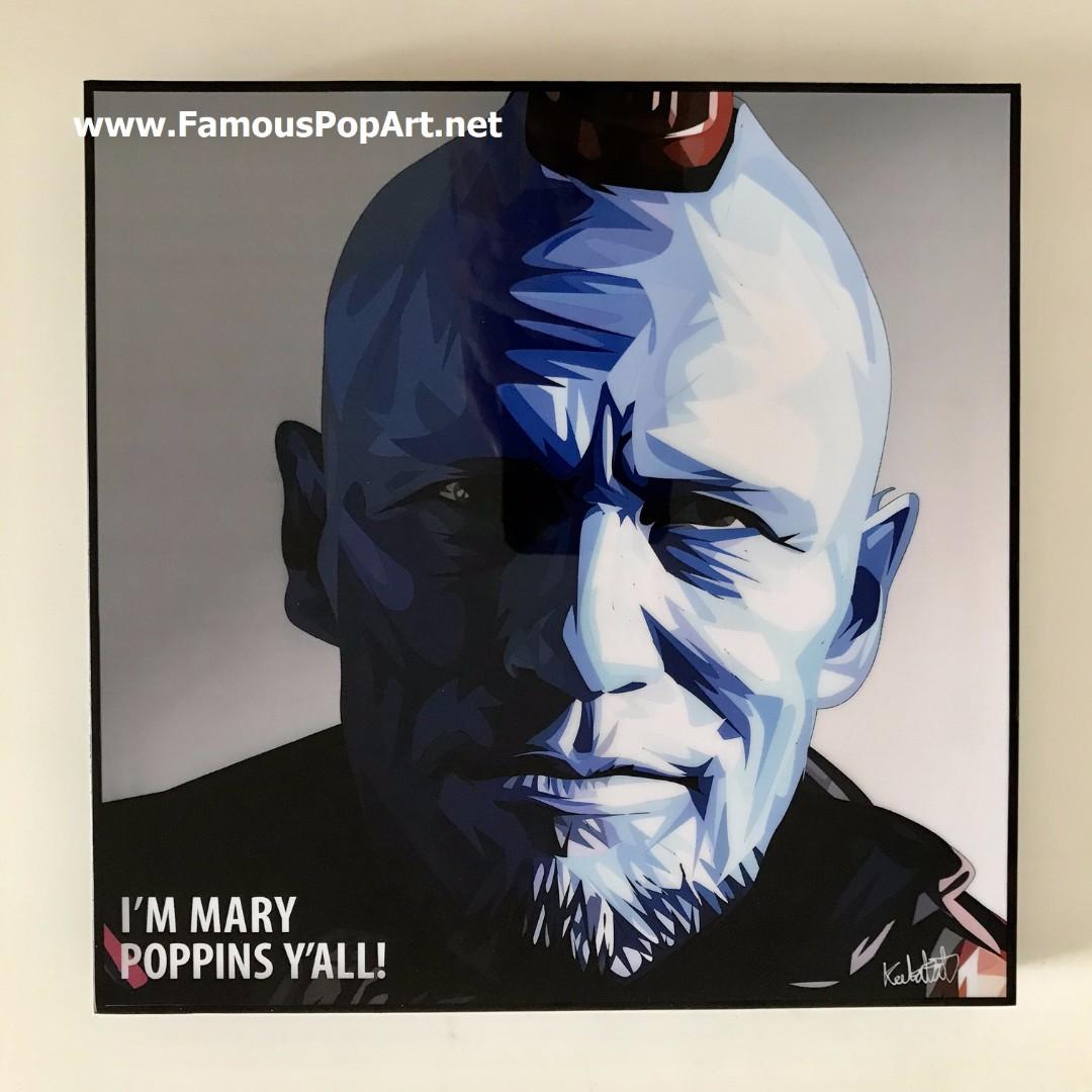 Yondu PopArt! Portrait Wall Decoration Pop Art