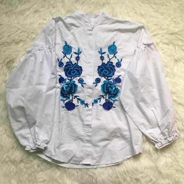 Zara embroider