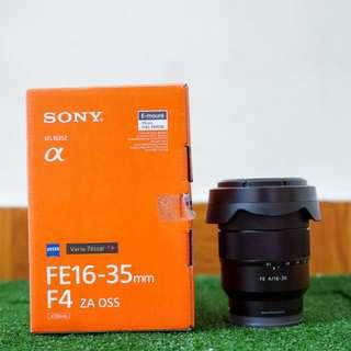 Sony FE 16-35 F4 cz
