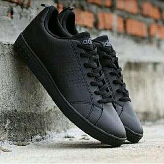 Original adidas neo advantage full black