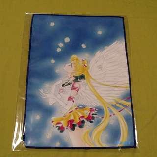 [日本限定] 美少女戰士舞台劇原畫手巾 Sailor Moon Musical Seramyu『Le Mouvement Final』Original Towel