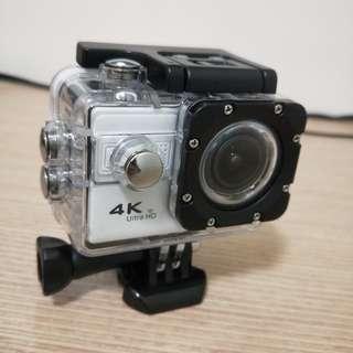 sj9000+ PLUS 4K 行車記錄器 防水 wifi