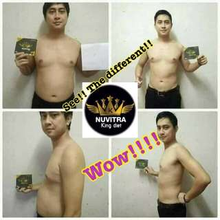 Nuvitra King Diet...slimming solution