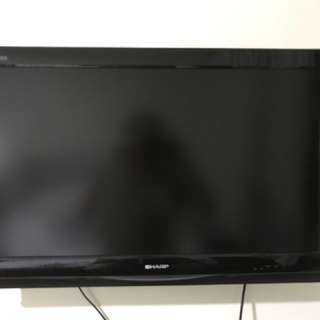 "32"" SHARP TV BEST DEAL"