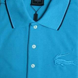 Lacoste Big Croc slim fit