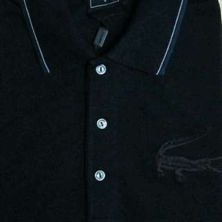 Lacoste Big Croc slim fit polo shirt