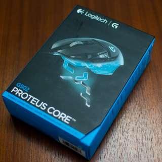 Logitech G502 Proteus Core Optical Gaming Mouse