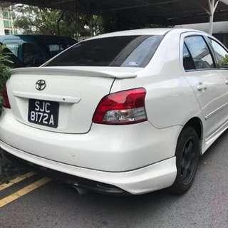 Toyota vios 1.5A