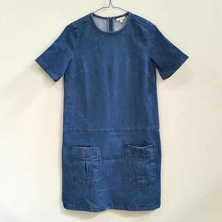 Et Cetera Denim Dress