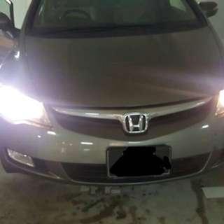 Honda Civic FD2.0A