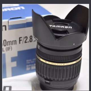 [Pre-owned] Tamron AF 17-50mm F2.8 XR DI II Non VC [Nikon mount)