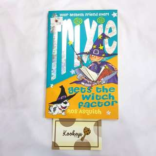 Ros Asquith; Trixie gets the witch factor