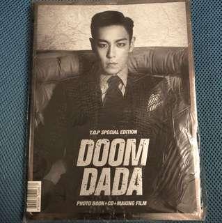 Bigbang TOP special photobook