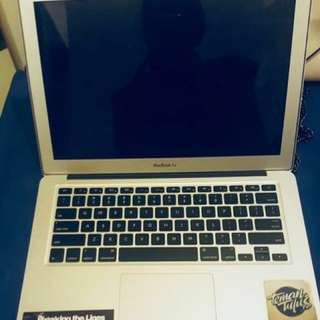 "Macbook Air 13"" (mid-2011) i7"