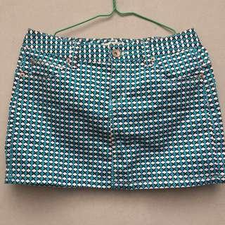 Mini skirt clothing