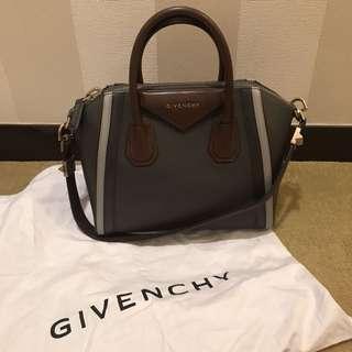 Givenchy bag 有單 墨綠色 啡色 手袋