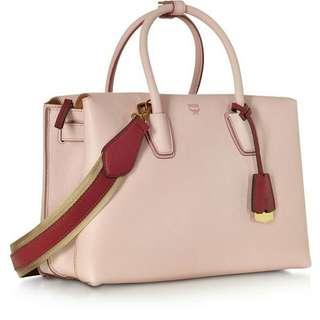 Authentic MCM Milla Tote Bag